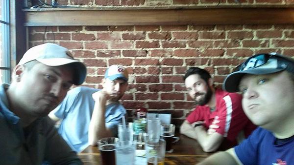 Lunch at Irish Bred Pub