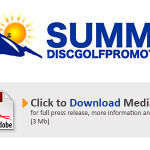 Download Summit Disc Golf Press Release Media Kit